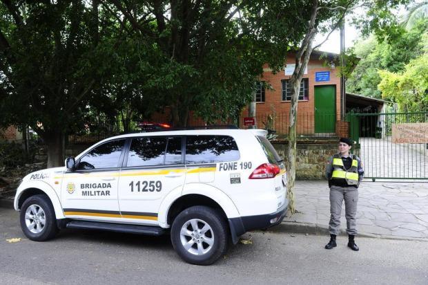 Posto de saúde assaltado em Porto Alegre só será reaberto na segunda-feira Ronaldo Bernardi/Agencia RBS