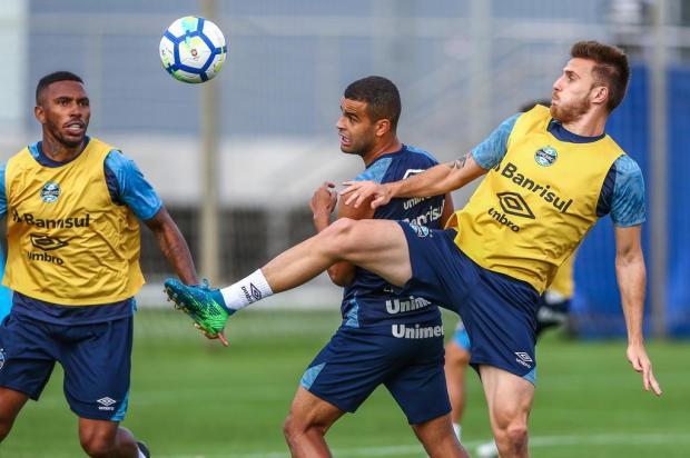 """Cacalo: """"Grêmio passa por estresse emocional com o Brasileirão"""" Lucas Uebel/Grêmio,Divulgação"""