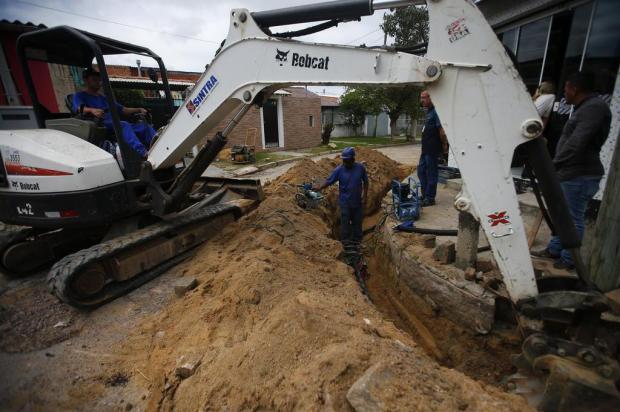 Restinga terá nova rede de água a partir de novembro Félix Zucco/Agencia RBS