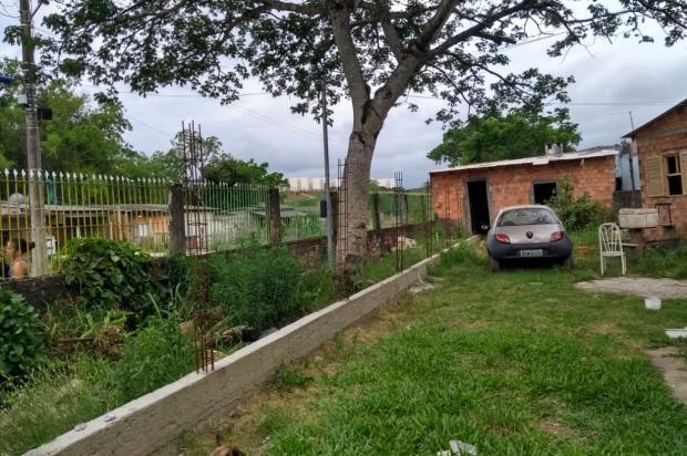 Prefeitura abandona obra em calçada e deixa morador que cedeu terreno sem respostas, em Viamão Arquivo Pessoal / Leitor/DG/Leitor/DG