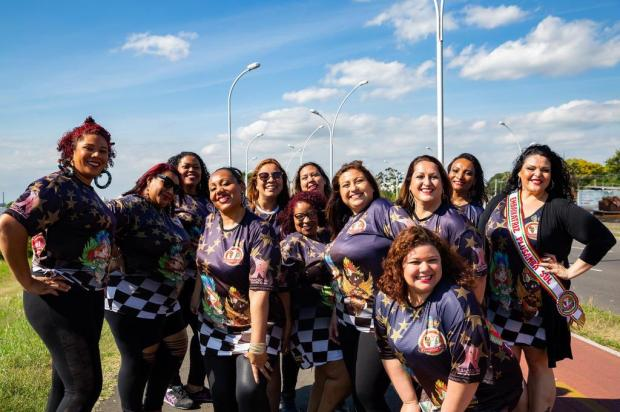 Carnaval 2019 contará com a primeira ala de passistas plus size no Estado Omar Freitas/Agencia RBS