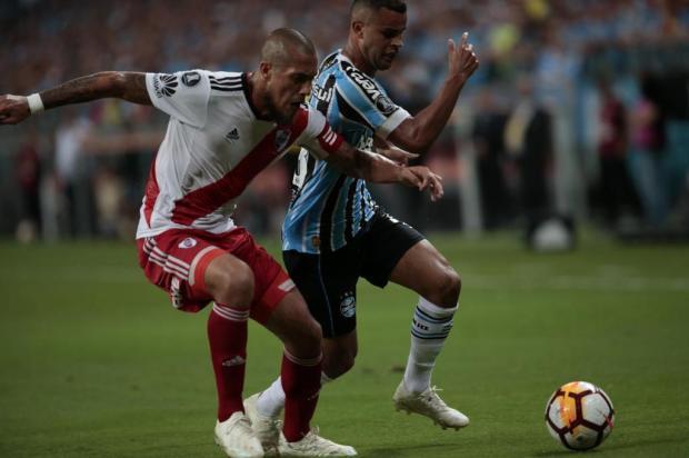 """Cacalo: """"Ranking da Conmebol é importante porque é baseado em fatos e números"""" André Ávila/Agencia RBS"""
