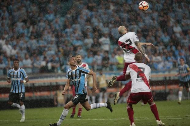 "Cacalo: ""VAR decide classificação do River contra o Grêmio"" André Ávila/Agencia RBS"