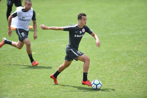 """Lelê Bortholacci: """"Juan Alano me causa excelente impressão"""" Ricardo Duarte/Agência RBS"""