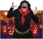 """Guri de Uruguaiana fala sobre o Halloween: """"Como ele tava sem dinheiro, resolveu se fantasiar de monstro! Não gastou nada!"""" Fabrício Eckhard / Divulgação/Divulgação"""