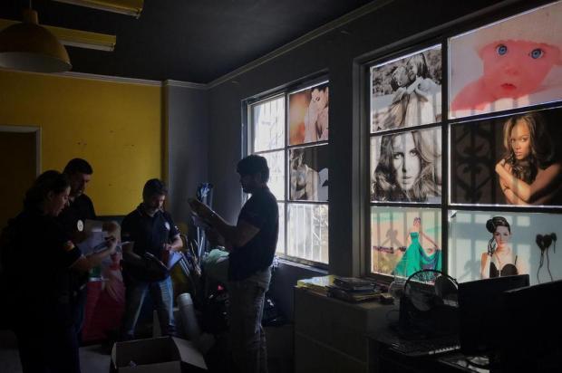 Golpe do book fotográfico fez 52 vítimas em Porto Alegre Mateus Bruxel/Agencia RBS