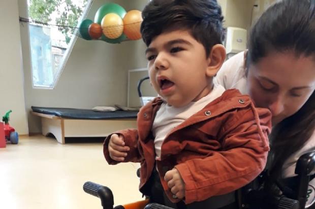 Família de Eldorado do Sul busca ajuda para realizar tratamento do filho na Tailândia Arquivo Pessoal / Leitor/DG/Leitor/DG
