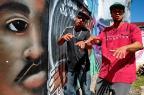 Aposta no rap de protesto e ações comunitárias: conheça o Cria di Favela (Fernando Gomes/Agencia RBS)