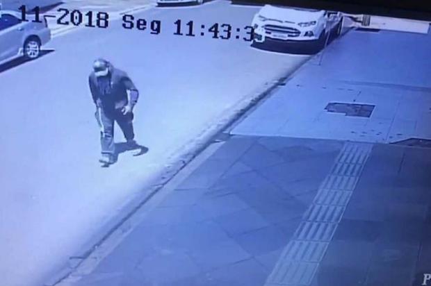 Suspeito de matar proprietária de salão de beleza é preso em Tramandaí Reprodução/Reprodução