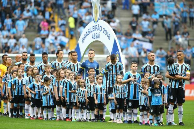 """Luciano Périco: """"Grêmio precisa de poucas contratações para fechar um grupo competitivo"""" Lauro Alves/Agencia RBS"""