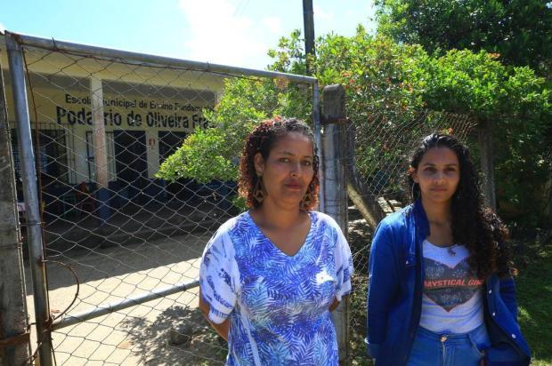 Comunidade luta por escola ameaçada pela falta d'água em Viamão Tadeu Vilani/Agencia RBS