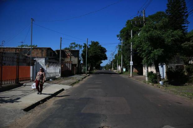 Após prorrogação do prazo para compra das casas, moradores da Granja Esperança buscam novas soluções Jefferson Botega/Agencia RBS