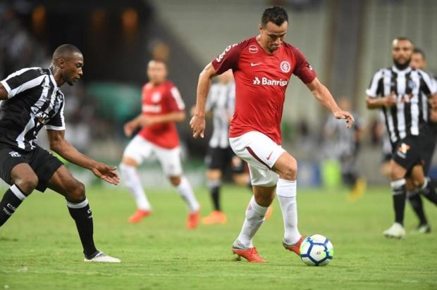 """Lelê Bortholacci: """"Erros custaram caro e o Inter trouxe um ponto do Castelão"""" Ricardo Duarte/Divulgação / Internacional"""
