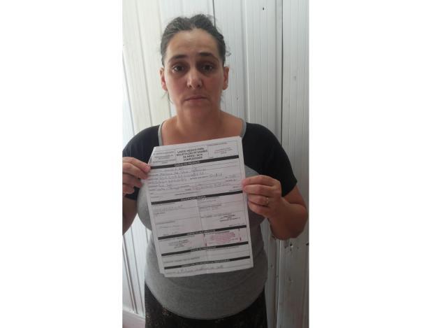 Dona de casa aguarda diagnóstico para dores agudas desde 2017, em São Leopoldo Arquivo Pessoal / Leitor DG/Leitor DG