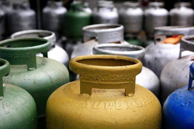 Confira os preços do gás de cozinha em 25 revendedoras da Capital Mateus Bruxel/Agencia RBS