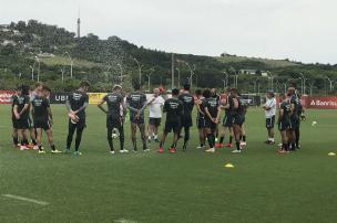 """Lelê Bortholacci: """"A competição está longe de estar decidida"""" Inter / Twitter/Reprodução/Twitter/Reprodução"""