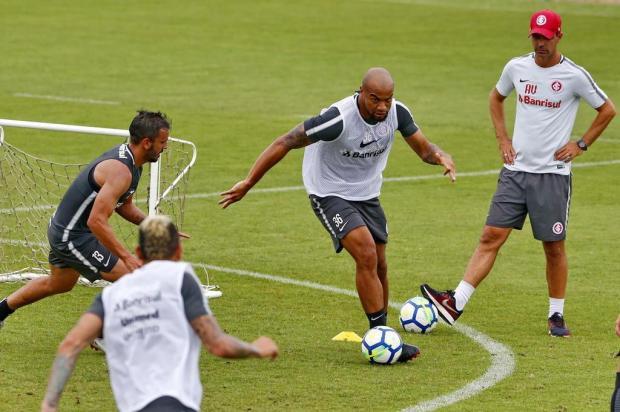 """Lelê Bortholacci: """"Para o Inter, só a vitória interessa contra o América-MG"""" Robinson Estrásulas/Agencia RBS"""