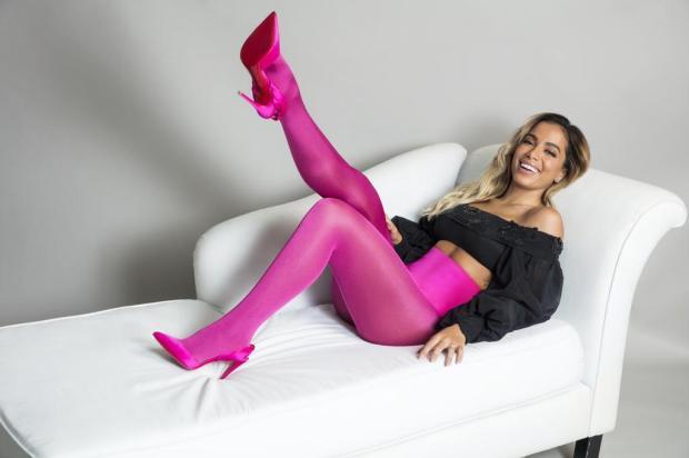 """Anitta revela que já fez sexo a três: """"'Mais de uma vez"""" André Nicolau/Netflix,divulgação"""