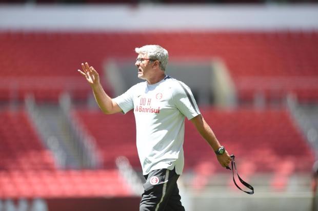 """Lelê Bortholacci: """"Bota os guris pra jogar, Papito"""" Ricardo Duarte / Inter/Inter"""