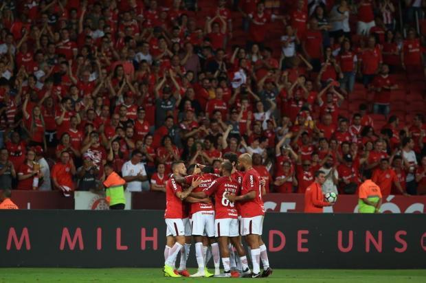 """Lelê Bortholacci: """"Voltar à Libertadores é um prêmio ao trabalho deste ano"""" Jefferson Botega/Agencia RBS"""
