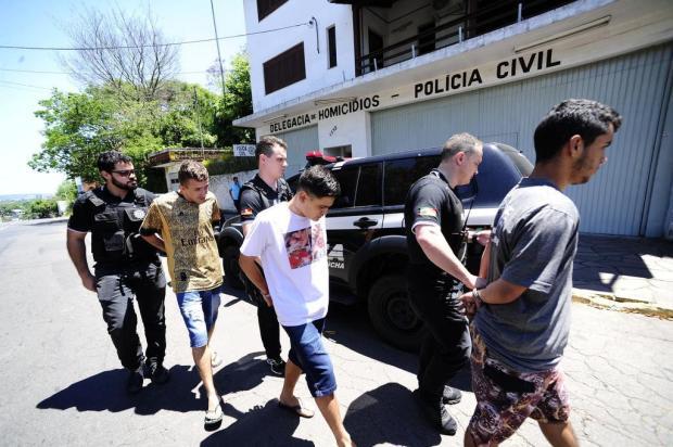 Polícia Civil prende três suspeitos de matar jovem por engano dentro de hospital em São Leopoldo Ronaldo Bernardi/Agência RBS