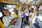 A solidariedade tem passe livre em ônibus de Porto Alegre Félix Zucco/Agencia RBS