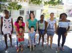 Pais protestam contra fechamento de creche no bairro Partenon Félix Zucco / Agência RBS/Agência RBS
