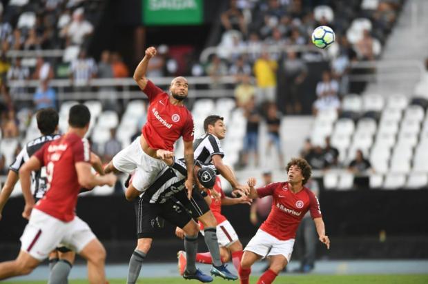 """Lelê Bortholacci: """"Inter tem naufrágio completo no Rio"""" Ricardo Duarte / Inter, Divulgação/Inter, Divulgação"""