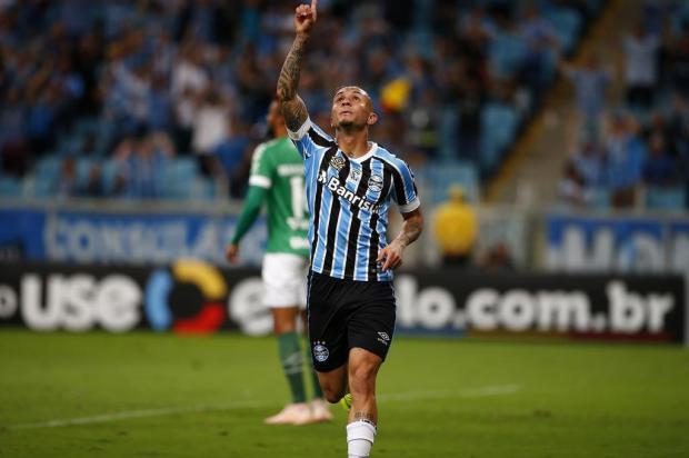 """Cacalo: """"Everton vai sair um dia, mas, não agora"""" Félix Zucco/Agencia RBS"""
