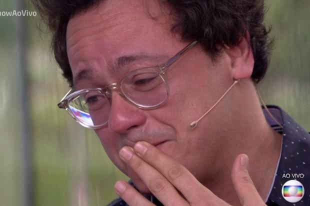 """Danton Mello relembra carreira e acidente no """"Vídeo Show"""": """"Fiquei 13 anos sem voar de helicóptero"""" Reprodução/TV Globo"""