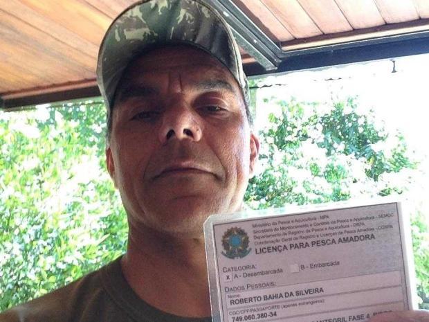 Pescadores enfrentam problemas em renovar licenças para pesca amadora, em Viamão Leitor DG / Arquivo Pessoal/Arquivo Pessoal