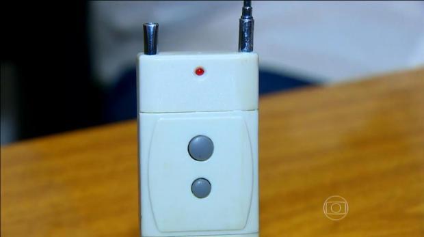 O que é o chapolin, aparelho que vem preocupando donos de veículos no RS reprodução/RBS TV