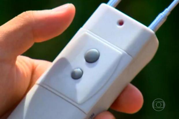 Como se proteger do chapolin, dispositivo que bloqueia sinal de alarme de veículos reprodução/RBS TV