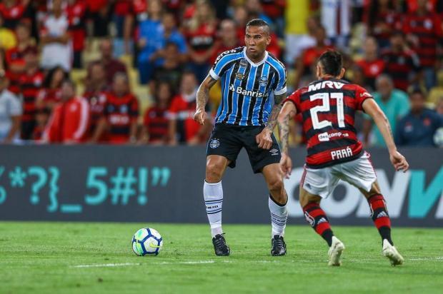 """Luciano Périco: """"Grêmio não pode reclamar do resultado contra o Flamengo"""" Lucas Uebel/Gremio.net"""