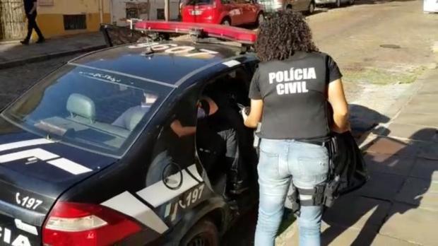 Ofensivas contra exploração sexual infantil prendem quatro no RS Polícia Civil / Divulgação/Divulgação