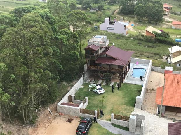 Traficantes alvos de ação no RS e em dois Estados se escondiam em praias de SC Divulgação, Polícia Civil/