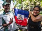 Manicure ajuda imigrantes haitianos a conseguirem emprego em Porto Alegre Omar Freitas / Agência RBS/Agência RBS