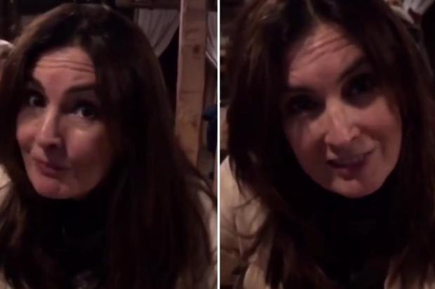 """Fátima Bernardes ironiza episódio machista em Berlim: """"Estou adorando esse lugar"""" Reprodução/Instagram"""