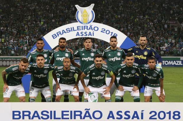 """Cacalo: """"Nível técnico do Brasileirão está muito abaixo daquilo que deveria"""" Palmeiras / Divulgação/Divulgação"""