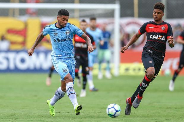 """Guerrinha: """"Grêmio repetiu as últimas fracas atuações"""" Lucas Uebel / Grêmio FBPA/Grêmio FBPA"""