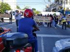 Com apoio do Conselho Tutelar, pais protestam contra o fechamento de escola infantil do bairro Partenon Robinson Estrásulas / Agência RBS/Agência RBS