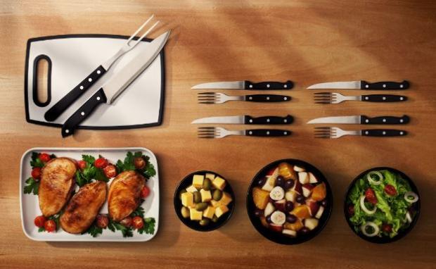 Trocas do kit Cozinha Completa ocorrem de 10 a 14 de dezembro DG / Divulgação/Divulgação
