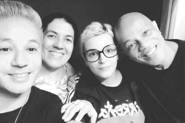 """Após treta com Biel e pedido de demissão, Amanda sai oficialmente do """"Pânico"""" Reprodução/Instagram"""