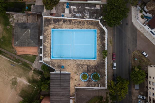 Prefeitura deve abrir cinco das sete piscinas públicas da Capital durante o verão Jefferson Botega / Agência RBS/Agência RBS