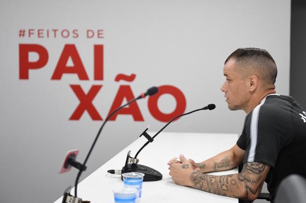 """Lelê Bortholacci: """"As palavras de D'Alessandro"""" Ricardo Duarte / Inter/Divulgação/Inter/Divulgação"""