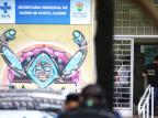 Segurança é reforçada após bandidos invadirem prédio da secretaria de Saúde de Porto Alegre Lauro Alves / Zero Hora/Zero Hora