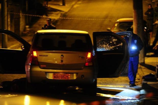 Criminosos usaram sete armas diferentes em ataque que deixou três mortos na Capital Ronaldo Bernardi/Agencia RBS