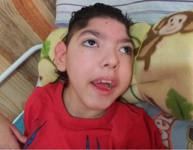 Campanha em prol da nova cadeira de rodas para Joãozinho ganha apoio da dupla Gre-Nal LeitorDG / Arquivo Pessoal/Arquivo Pessoal