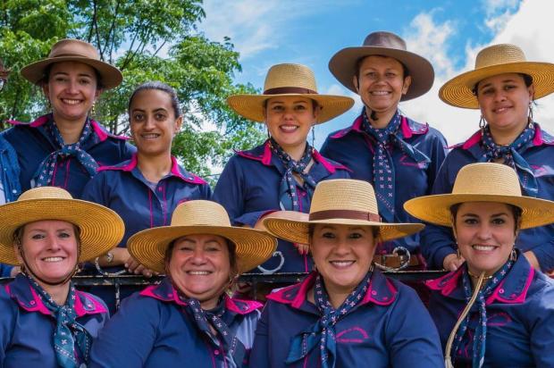 Cavalgadas do Bem: iniciativa promove mutirão solidário para arrecadar alimentos Divulgação/Divulgação