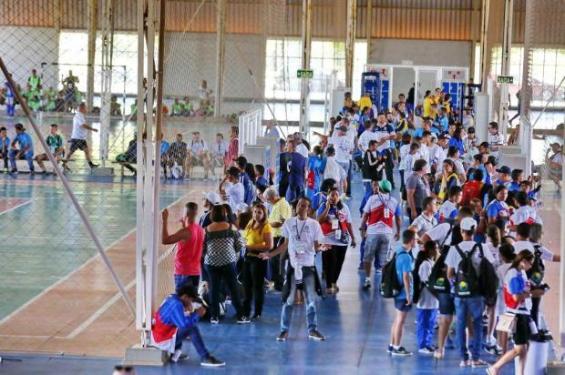 Edição nacional das Olimpíadas Especiais das Apaes reúne mais de mil atletas em Canoas Robinson Estrásulas/Agencia RBS